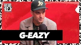 G-Eazy Talks Bridging The West Coast, Defends Blueface's Rap Style, New Album + More!
