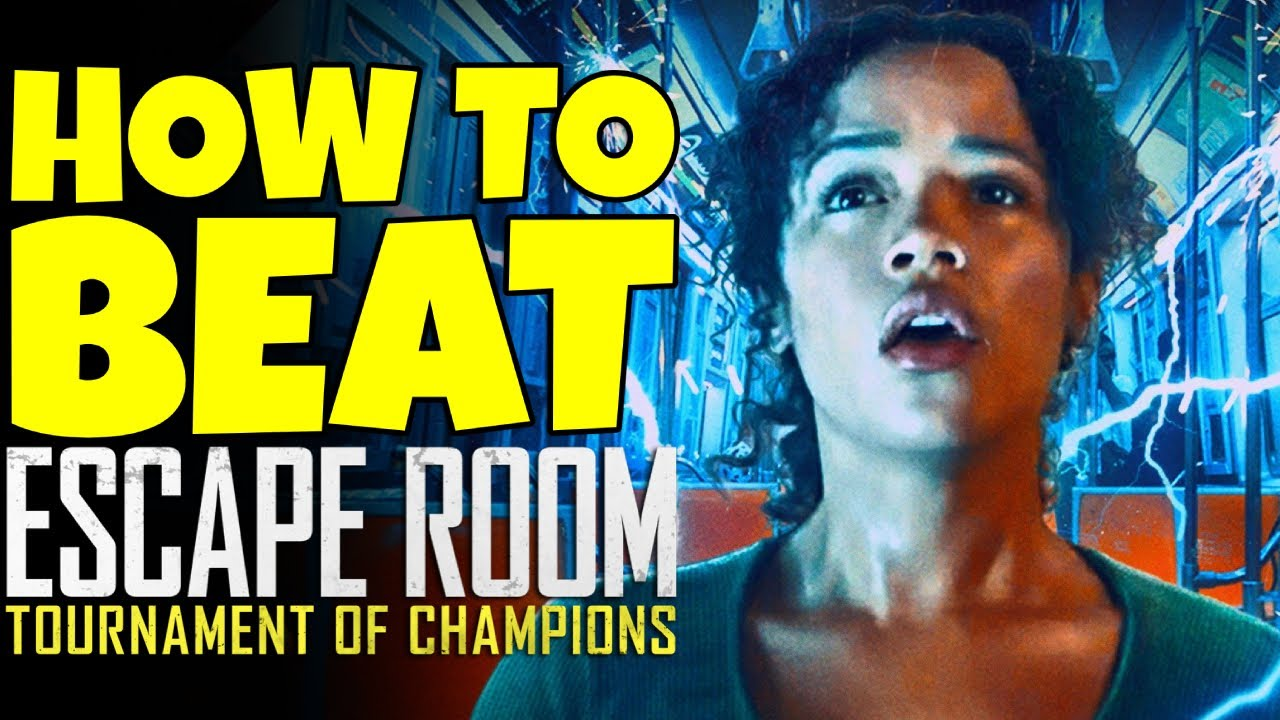 Download How to Beat the DEATH GAMES in Escape Room: Tournament of Champions!