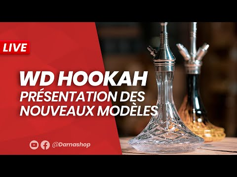 Pack Four Seasons WD Hookah video