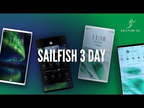 Sailfish 3 Day in Helsinki