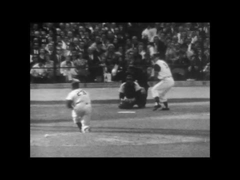 The Greatest Homerun Ever: Bill Mazeroski 1960 Walkoff Homerun (3)
