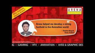 Arena Animation Ameerpet Success Stories VFX Training In Hyderabad