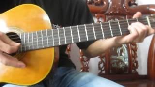 Rock xuyên màn đêm (Bức Tường) - Hướng dẫn đệm guitar