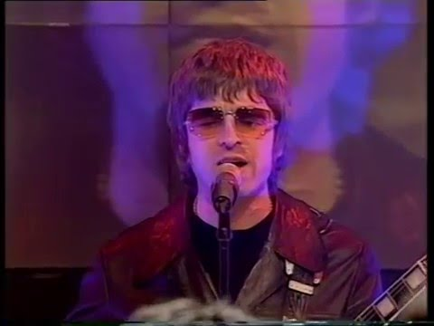 Oasis - Sunday Morning Call - Top Of The Pops - Friday 14th July 2000
