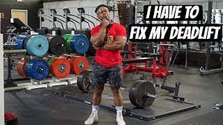 What Now? | I Fu%! Up My Deadlift