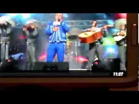 Mariachi Ricardo Serrano en el Nuevo Show de Johnny y Nora Canales