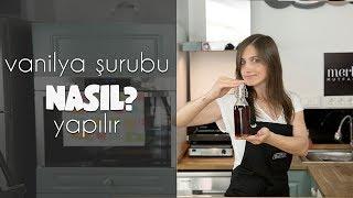 NASIL?: Vanilya Şurubu nasıl yapılır | Merlin Mutfakta Mutfak İpuçları