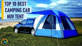 Best Car Camping Tent | Top 10 Best Portable Suv Car Shelter Tent