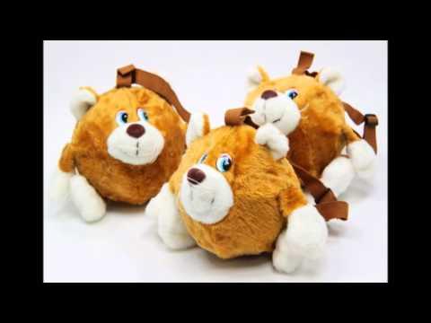 2ef97c977102 Забавные детские сумочки для девочек - сумки игрушки - YouTube