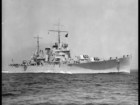 USS Brooklyn - Guide 036 (Human Voice)