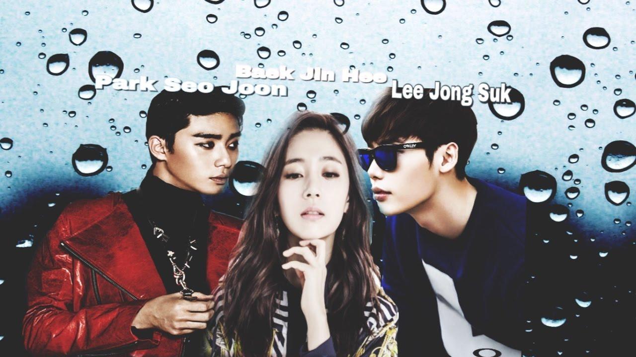 Fan Made Baek Jin Hee Park Seo Joon Lee Jong Suk Youtube