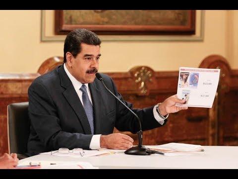 Todos los aumentos salariales y anuncios del Presidente Nicolás Maduro este 29 noviembre 2018