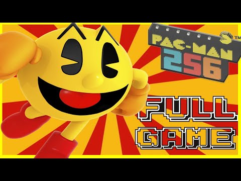 Steam (PC) - Gameplay - 4K60FPS - #5 - Pac-Man 256