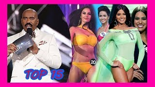 Miss Universe 2018 | Top 15 prediction