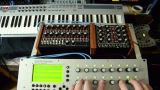 Schrittmacher Sequencer + DOEPFER DE Synthesizer 2