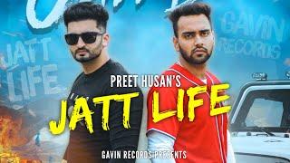 JATT LIFE : Preet Husan | Latest Punjabi Songs 2019