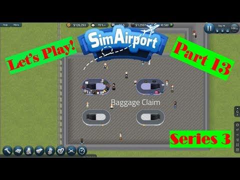 Sim Airport  - Baggage Claim - Part 13