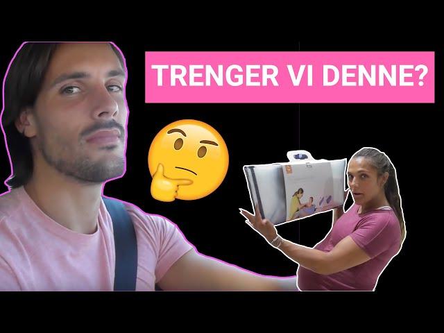 KJØPER VOGN 1 UKE FØR TERMIN | FUNKYGINE