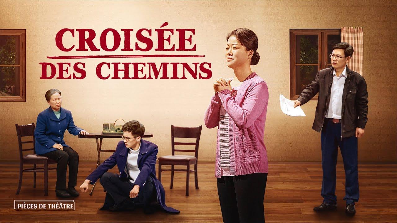 Pièces de théâtre : Croisée des chemins ( Témoignage chrétien )