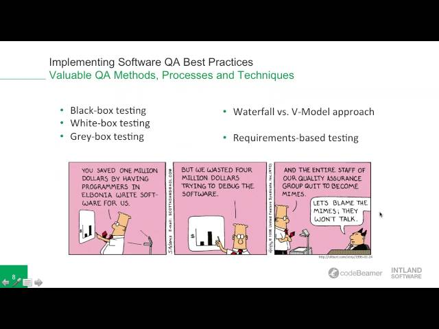 Why is qa testing so important fandeluxe Images