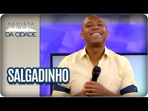 Música E Bate-papo Com O Cantor Salgadinho - Revista Da Cidade (29/03/18)