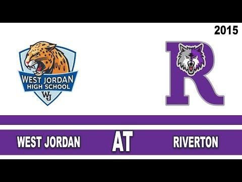 Boys Basketball Riverton vs West Jordan