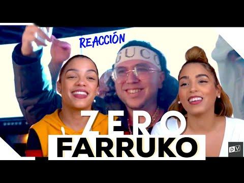 Farruko - Zero | Video Oficial | Just Vlogging Reaccion