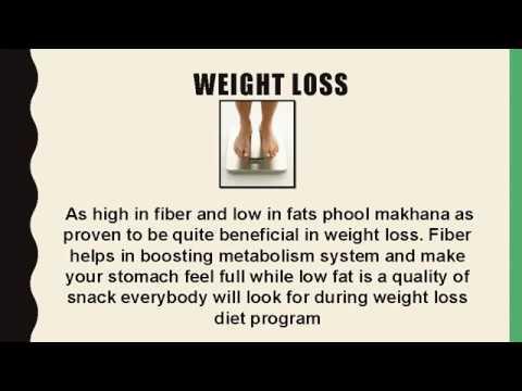 Benefits Of Phool Makhana Puffed Lotus Seeds Video Youtube