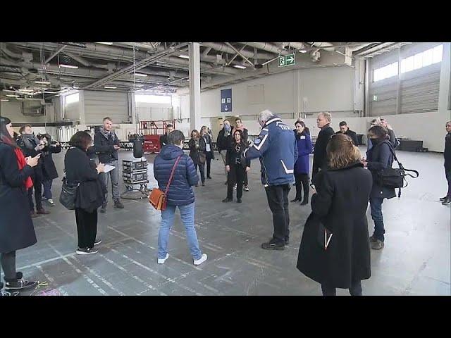 Berlin: Wird das Corona-Krankenhaus fertig?