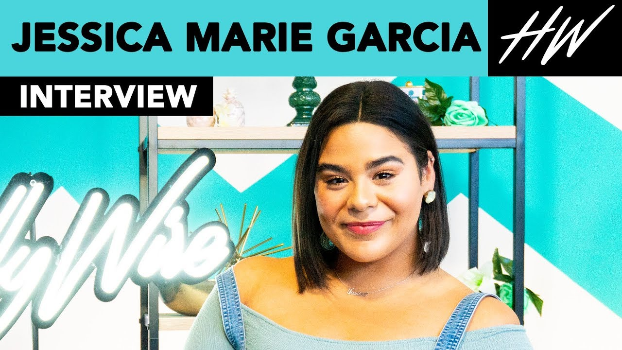 Jessica Marie Garcia in the block wants to become the Hollywood ...