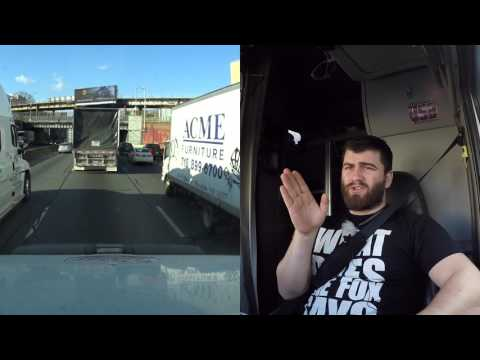 Kamion King - NY City i Pišanje