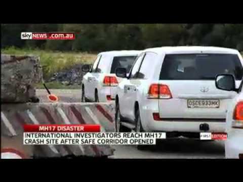International MH17 probe inches forward