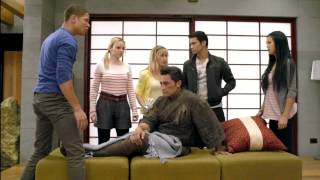 Power Rangers Super Samurai - The Great Duel - Final Scene (Episode 17)