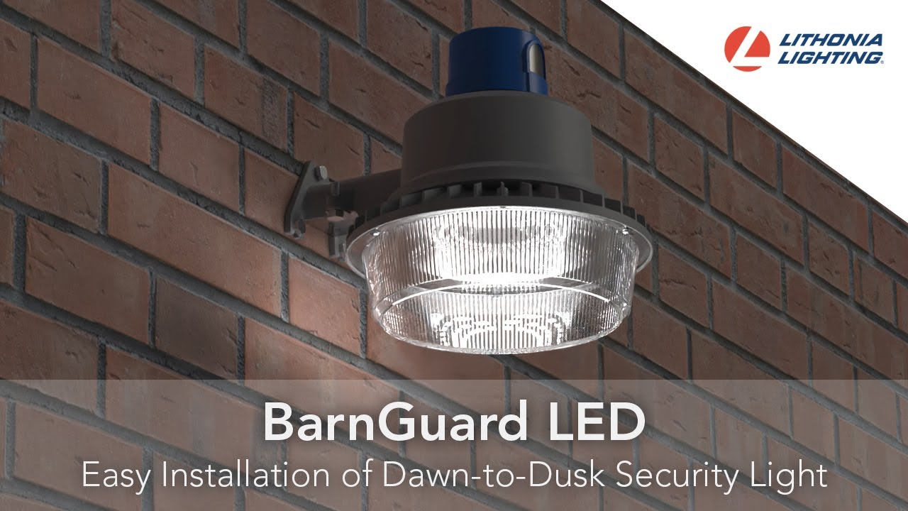 barnguard led outdoor barn light led