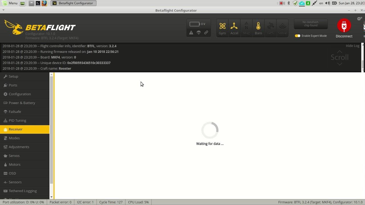 Puzzling receiver problem | IntoFPV Forum