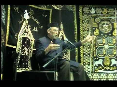 Dr Liyakat Takim - Imam Zain-al-Abideen-al-Sajjad, Majlis 2