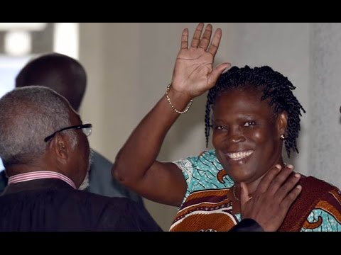 Ivory Coast's former first lady Simone Gbagbo jailed