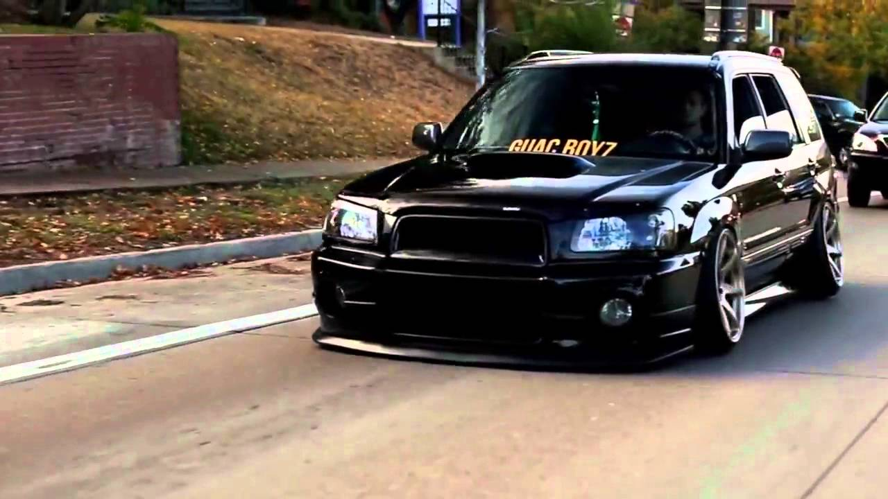 Stanced 2001 Subaru Forester Www Imgkid Com The Image