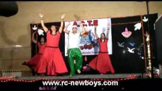 danse indienne excuse me mr kandasamy rc new boys and girls spectacle du 19/12/2010