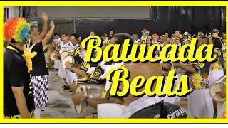 Samba Drumming: BATUCADA BEATS from FIEL BATERIA { EXCLUSIVE} - samba traditional music facts