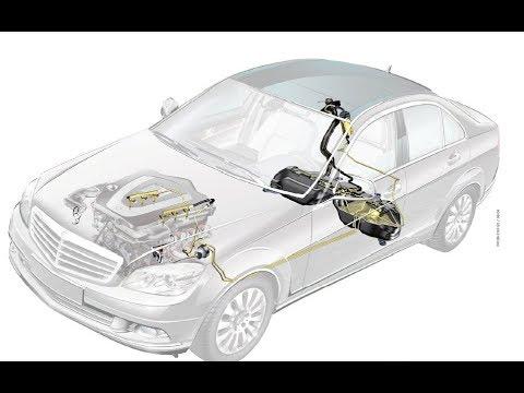 Замена датчика уровня топлива Mercedes-Benz C-Class Fuel Level Sensor Replacement