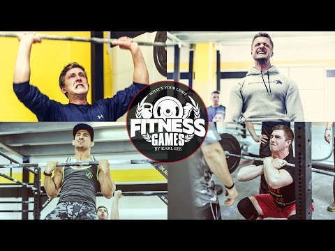 Bis zum bitterem Ende/ KUNGFU KOCH vs. FIRE FIGHTER & BODYBUILDER vs. POWERLIFTER - #4
