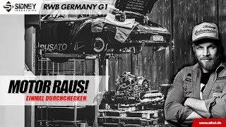 Motor raus!   RWB G1 Furusato   Sidney Industries