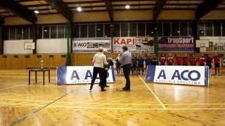 Turniej o puchar kopalni kruszywa AVACO - OSiR Trzemeszno