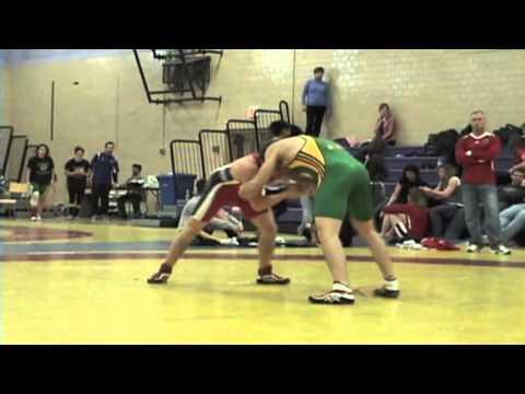 2010 Western Open: 54 kg Final Aaron Fabiano vs. Jason Wass
