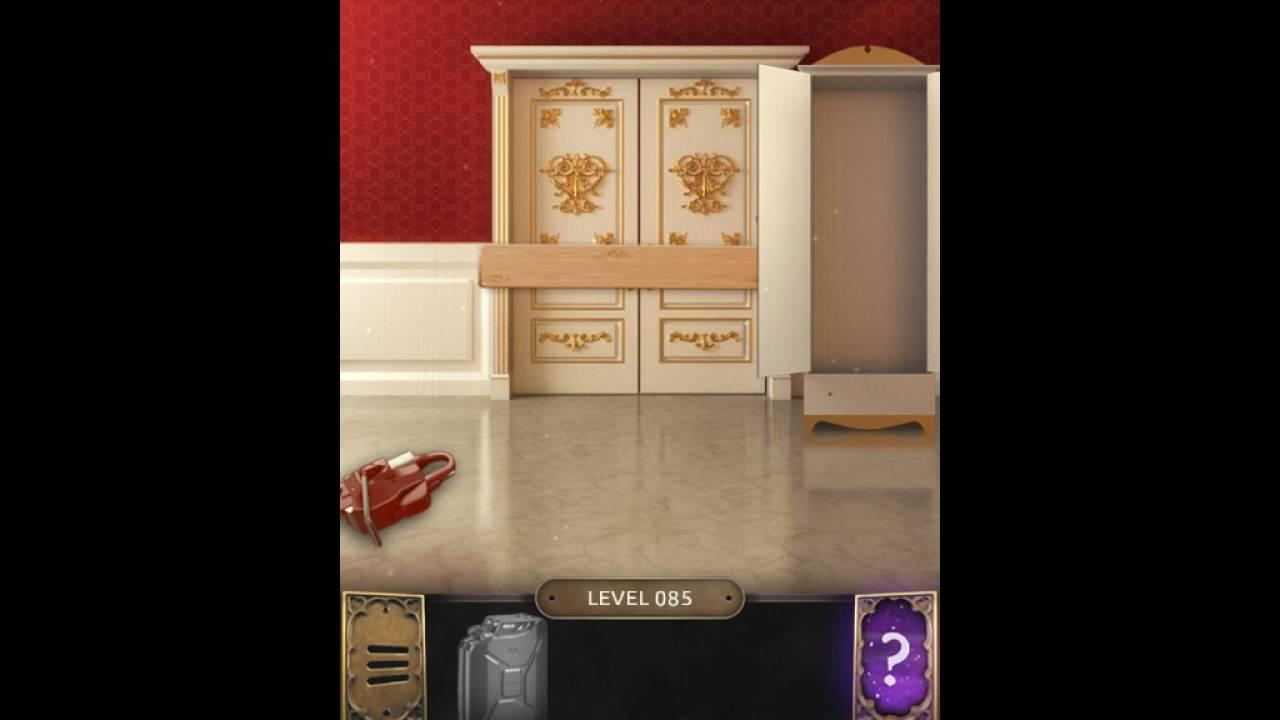 100 Doors Challenge Level 85 Youtube