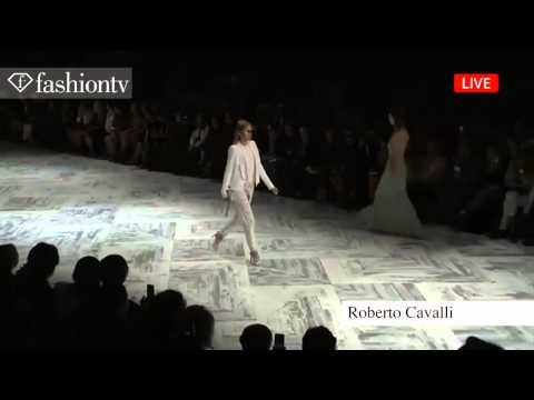 Roberto Cavalli Spring/Summer 2014 | Milan Fashion Week MFW | FashionTV