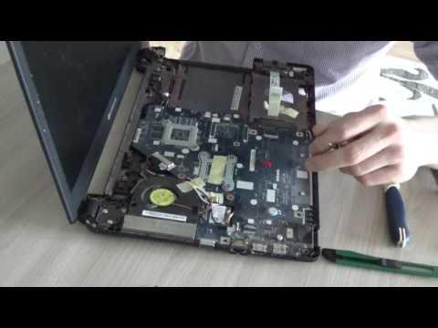 Разборка ноутбук Packard Bell Z5WT1 (ente69cx-33214g50mnsk)
