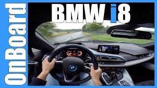 pov bmw i8 first edition acceleration fast beschleunigung drive sound