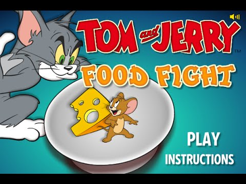 Tom And Jerry Food Games